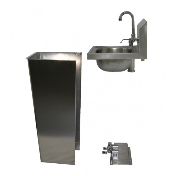 Foot Operated Valve Hand Sink Hs 1615f Kitchen Of Glam